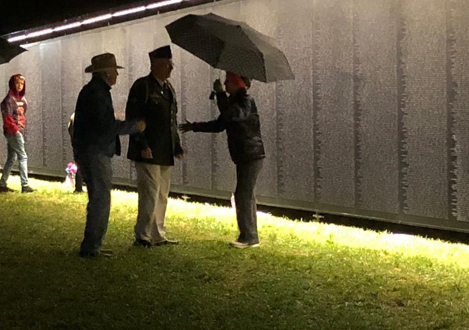 The Wall That Heals in Paducah